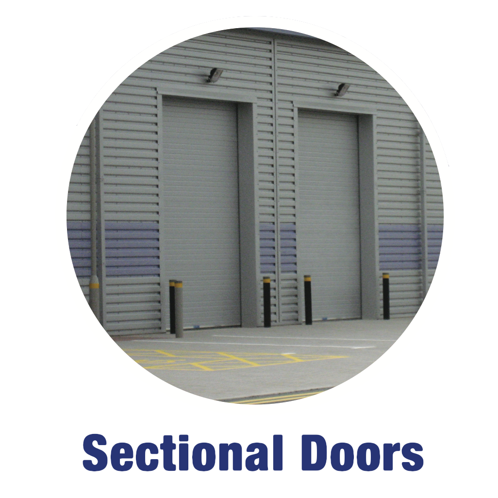 Product Range - Sectional Doors