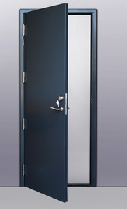 Steel Flush Security Doors