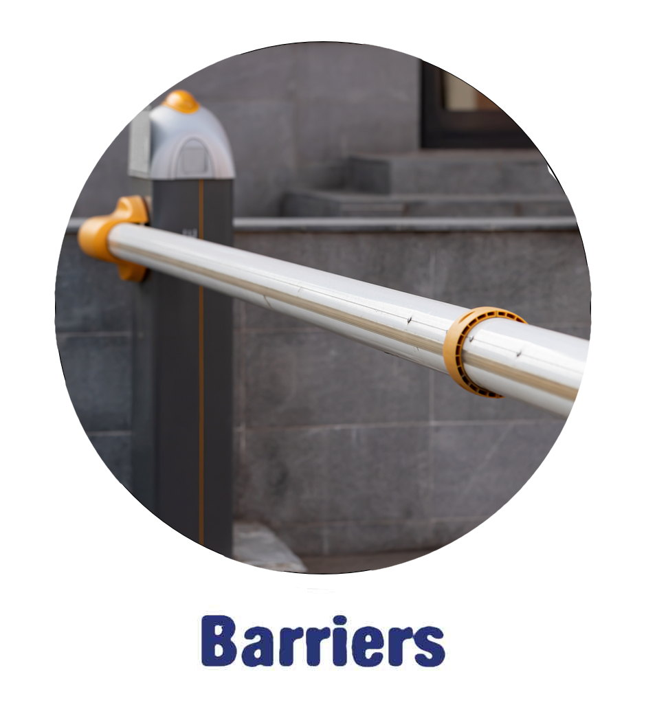 Industrial Door Services - Barriers