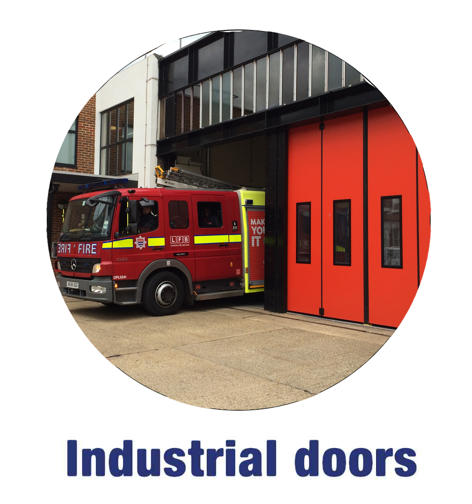 Industrial Door Services - Industrial Doors