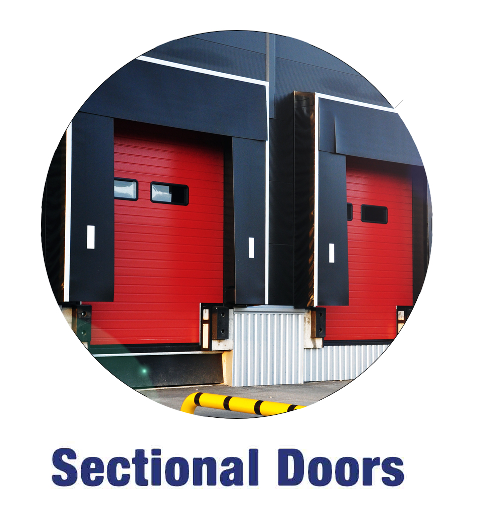 Sectional Door Repairs, Maintenance & Installation